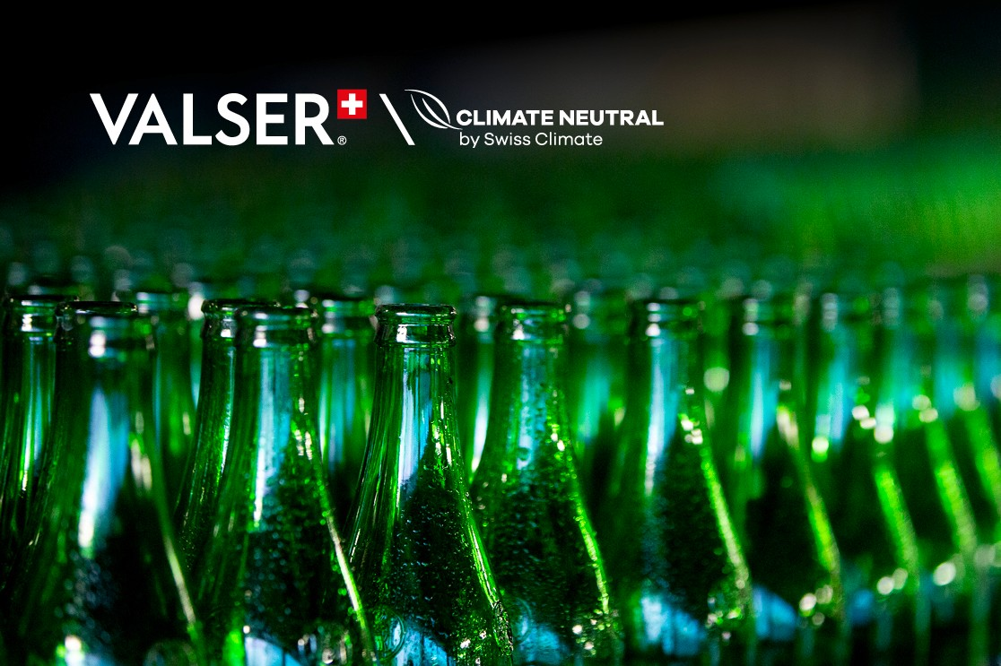 Valser is climate neutral